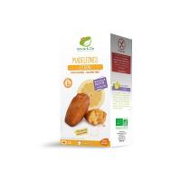 Nature&Cie bezglutēna BIO madlēnas cepumi ar citronu, 150g | Multum