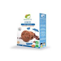 Nature&Cie bezglutēna BIO šokoladēs cepumi, 135g | Multum