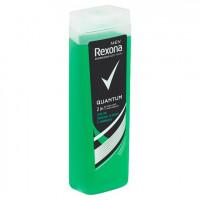 Rexona Men Bodywash 2in1 Quantum dušas želeja un šampūns vīriešiem 250ml | Multum