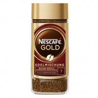 Nescafe Gold Edelmischung šķistošā kafija 100g   Multum