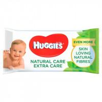 Huggies Extra Care mitrās salvetes x56 | Multum