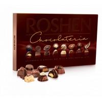 ROSHEN Chocolateria Šokolādes konfekšu asorti ar pildījumu 194g | Multum