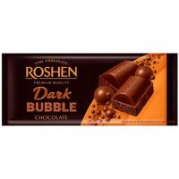 ROSHEN porainā rūgtā šokolāde 80g | Multum