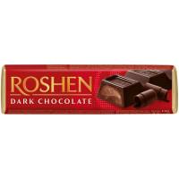 ROSHEN tumšā šokolāde ar pildījumu 43g | Multum