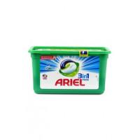 Ariel Alpine 3in1 universālas kapsulas veļas mazgāšanai x38 1026g | Multum