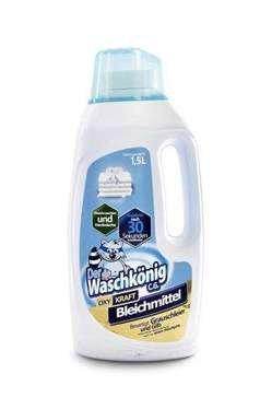 Waschkönig veļas mazgāšanas līdzeklis ar balinātāju 1,5l