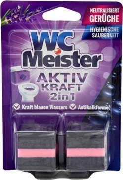 WC Meister 2x50g ar lavandas aromātu