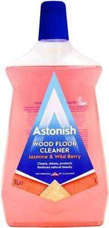 Astonish līdzeklis koka grīdu tīrīšanai 1l - Jasmīns un meža ogas   Multum.lv