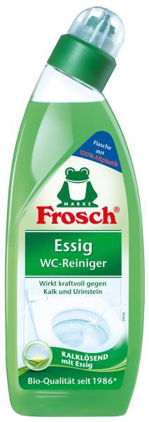 Frosch WC Essig tualetes poda tīrīšanas līdzeklis 750ml