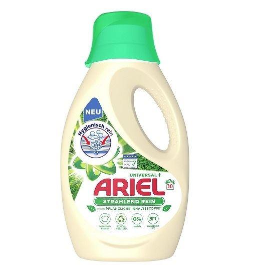 Ariel Universal+ Pure 0% želeja veļas mazgāšanai x30 1.65L | Multum.lv