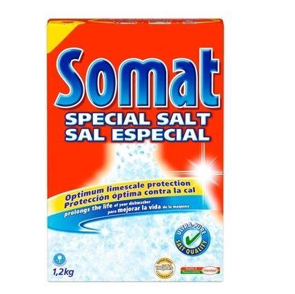 Somat salz trauku mazgājamās mašīnas sāls 1.2 kg