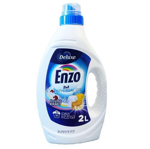 Enzo Universal želeja veļai x50 2L   Multum.lv