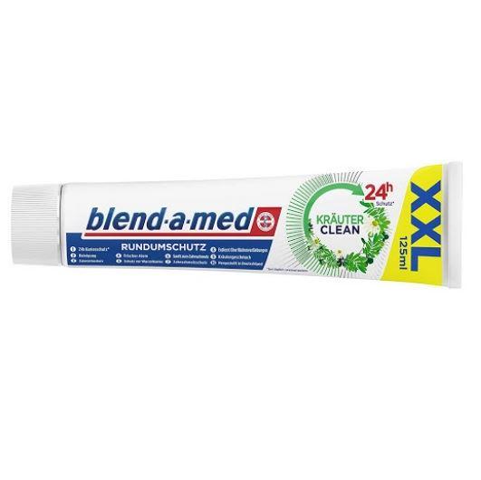 Blend-a-med Krauter zobu pasta ar augiem 125 ml | Multum.lv
