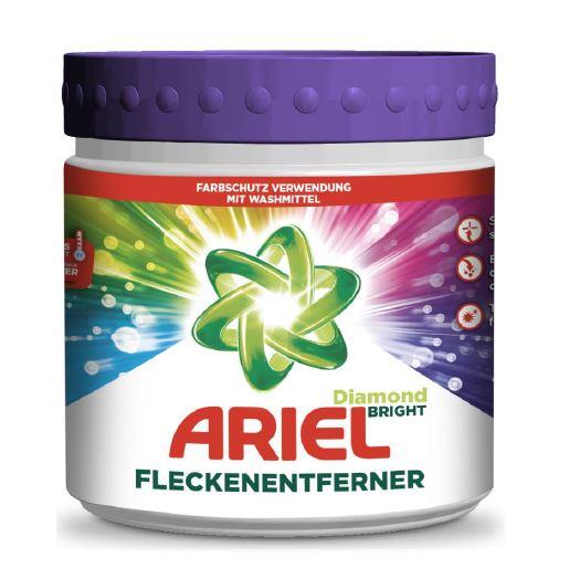 Ariel Color traipu tīrīšanas pulveris krāsainai veļai 500g