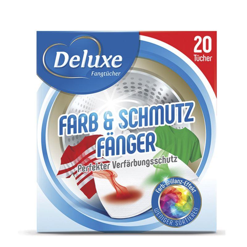 Deluxe farb&schmutz salvetes krāsu savākšanai x20