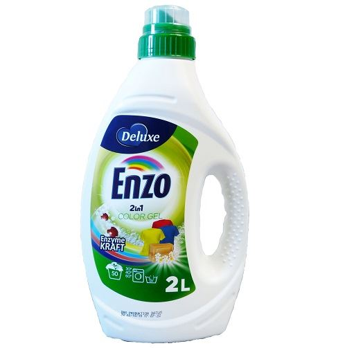 Enzo Color želeja krāsainai veļai x50 2L   Multum.lv