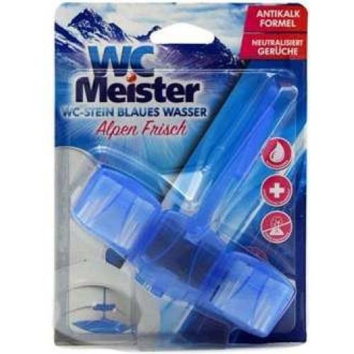 Wc Meister 45g tualetes poda bloks alpen frisch | Multum