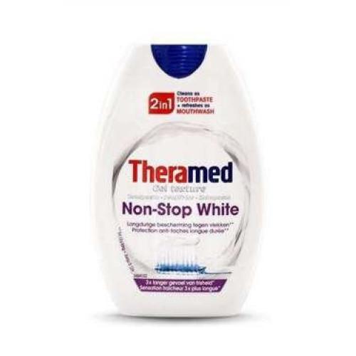 Theramed 75ml 2in1 Non-Stop White | Multum