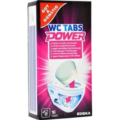 GG Power WC tabs x16 | Multum