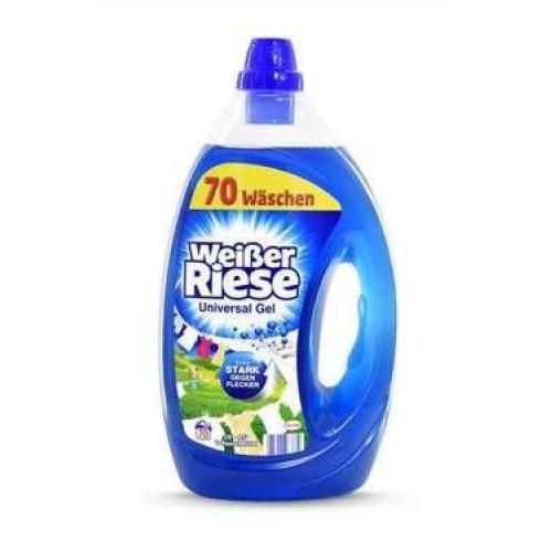 Weisser Riese Universal veļas mazgāšanas līdzeklis x70 3.5l   Multum