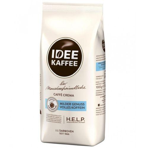 Idee Kaffee Caffe Crema kafijas pupiņas 1kg | Multum