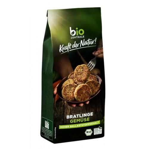 BioZentrale BIO maisījums vegāno dārzeņu plācenīšu pagatavošanai 300g | Multum