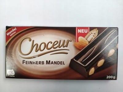 Choceur Feinherb MANDEL 200g