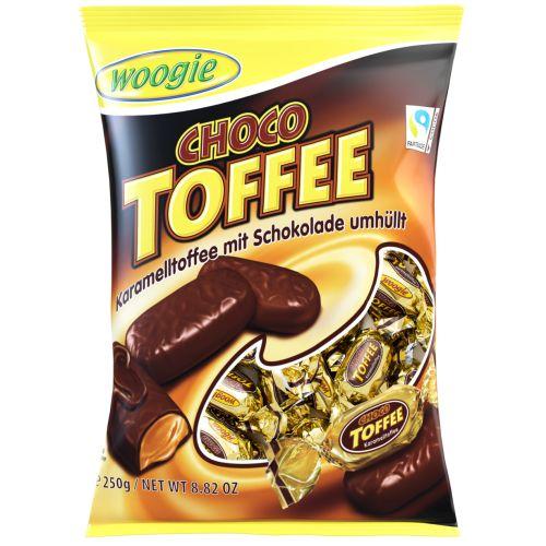 Woogie Toffee īrisa konfektes ar karameli 250g