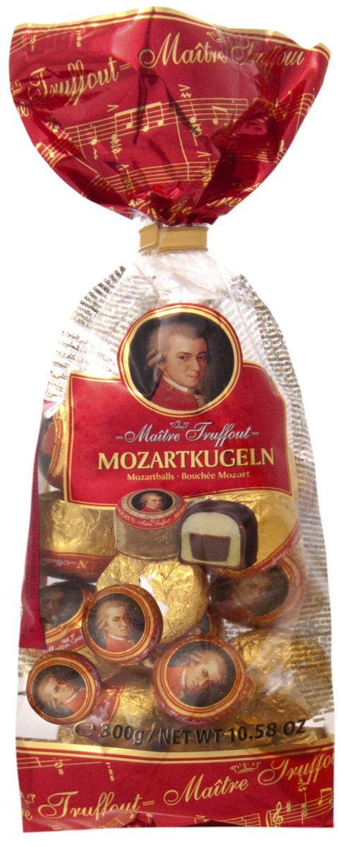 Maitre Truffout Mozart šokolādes konfektes 300g | Multum.lv