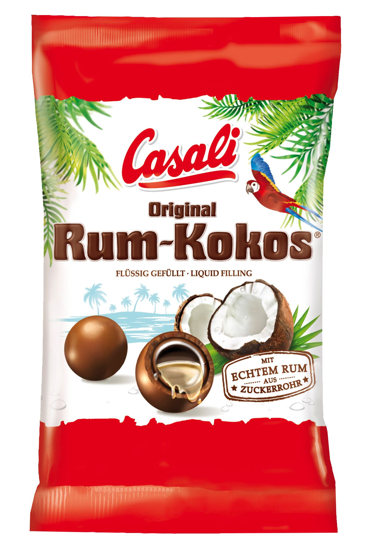 Casali Rum-Kokos konfektes 100g