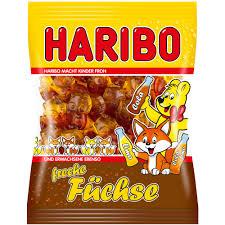 Haribo Freche Fuchse Cola Limo 200g
