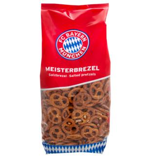 FC Bayern Munich Mini pretzel - salty cra... | Multum.lv
