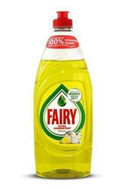 Fairy Zitrone trauku mazgāšanas līdzeklis ar citrona aromātu 625ml