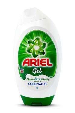 Ariel Cold Wash Universāls veļas mazgāšanas līdzeklis x38 1.406l