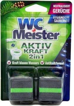 WC Meister 2x50g Pine | Multum.lv