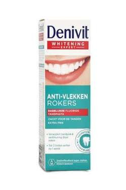 Denivit Anti-Vlekken Rokers zobu pasta 50ml