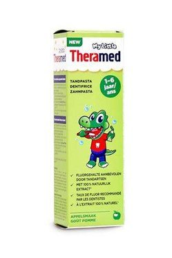Theramed 50ml Apple 1-6 years
