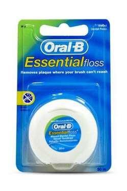 Oral-B Essential zobu diegs 50m | Multum.lv