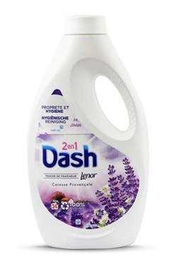 Dash Provencale 2in1 Universāls veļas mazgāšanas līdzeklis x24 1.32l