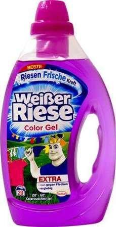 Weisser riese Color x20 veļas mazgāšanas želeja 1L