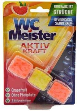 Wc Meister 45g  WC Grapefruit