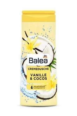 Balea dužas želeja ar vaniļas un kokosa aromātu 300ml