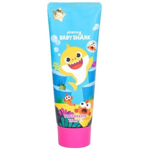 Pinkfong Baby Shark Toothpaste Pasta 75ml