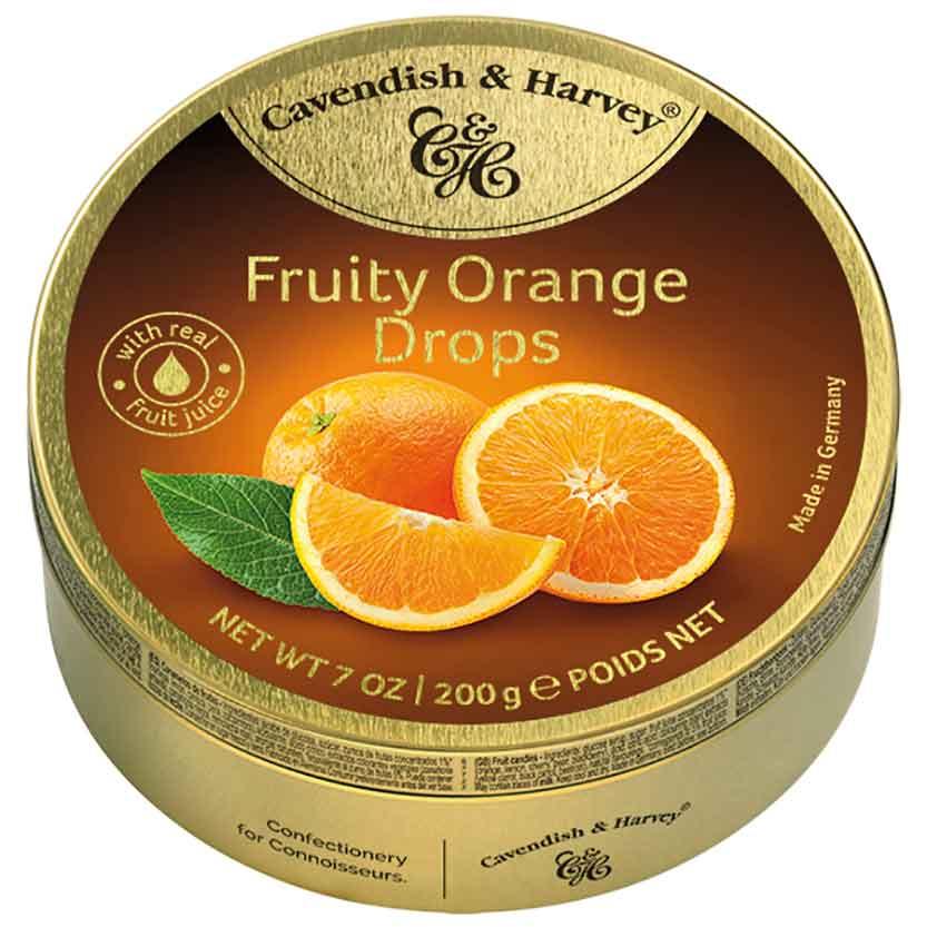 C&H Orange Drops 200g
