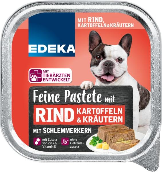 Edeka Feine Pastete Rind Kartoffeln 300g