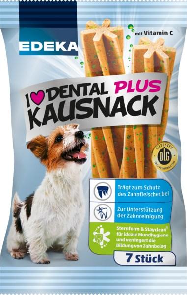 Edeka Dental Plus Kausnack x7 210g